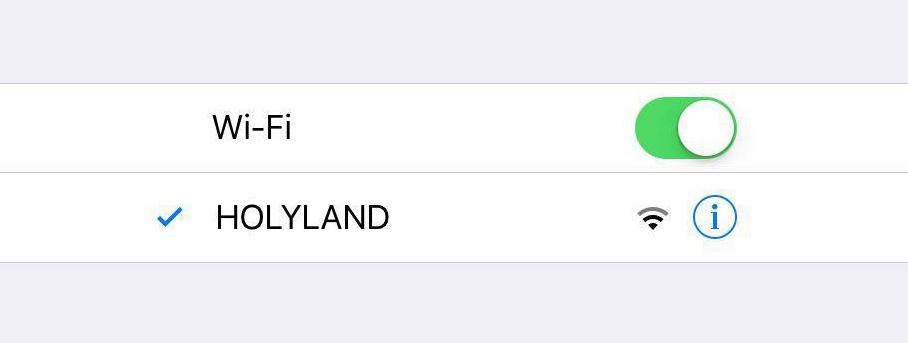 Holyland