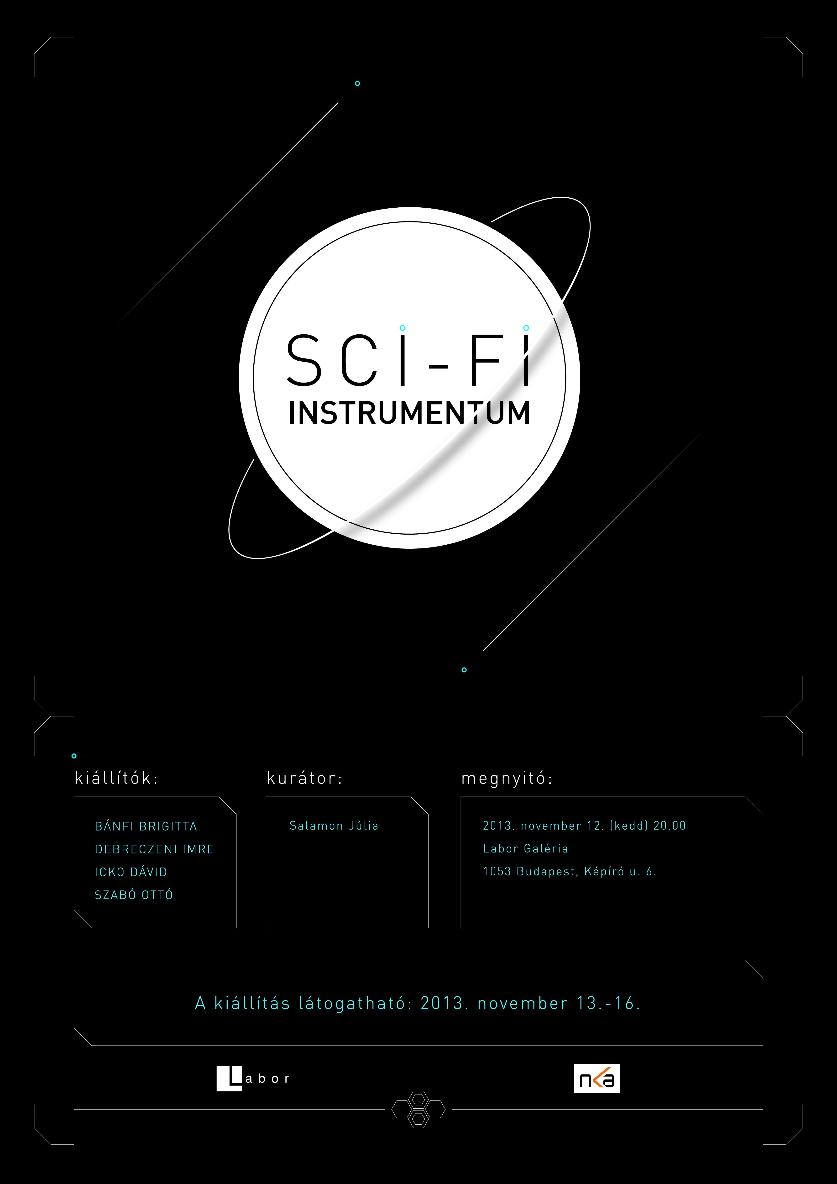 Sci-fi instrumentum